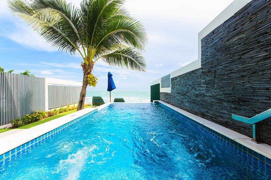 Ocean Pool Villa - Samui Resotel Beach Resort | Samui Pool